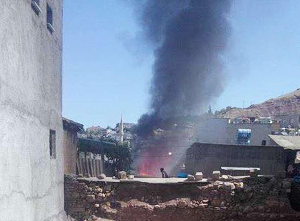 Diyarbakır'da Feci Olay: Ninelerini Ziyarete Gelmişler