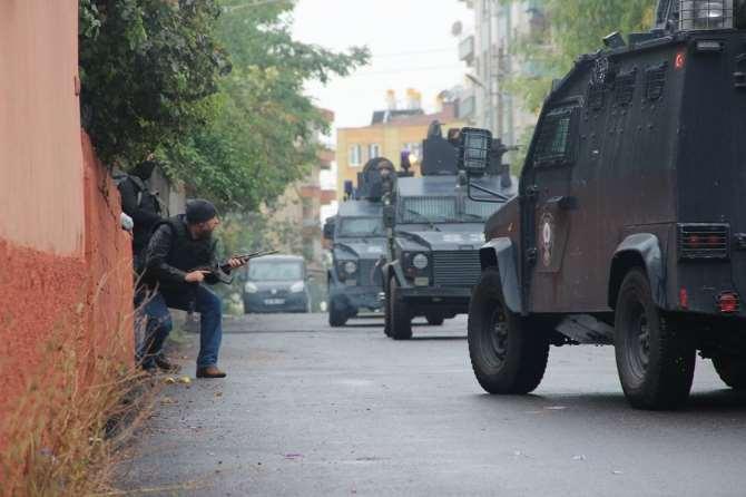 Diyarbakır'daki Işid Operasyonu Sona Erdi: 19 Terörist...