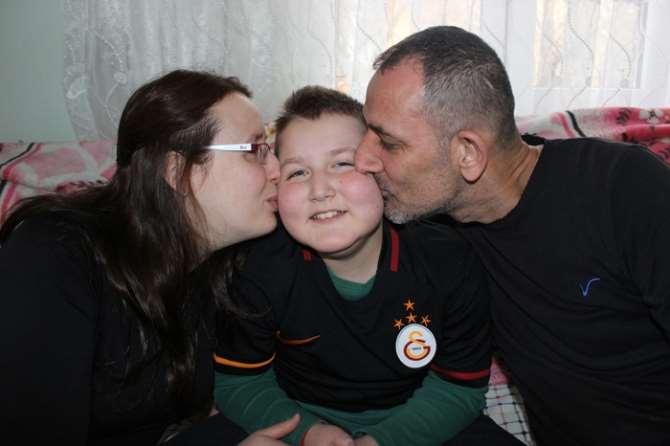 En Büyük Dileği Galatasaray'ı Tribünden İzlemek