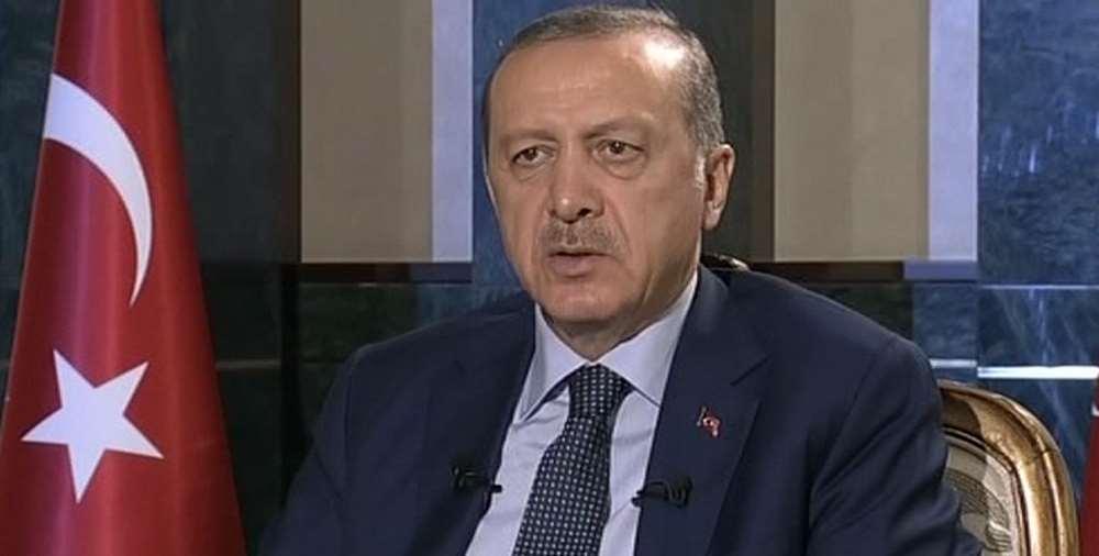 Erdoğan: Ben Bunu 2010'dan Beri Dillendiriyorum