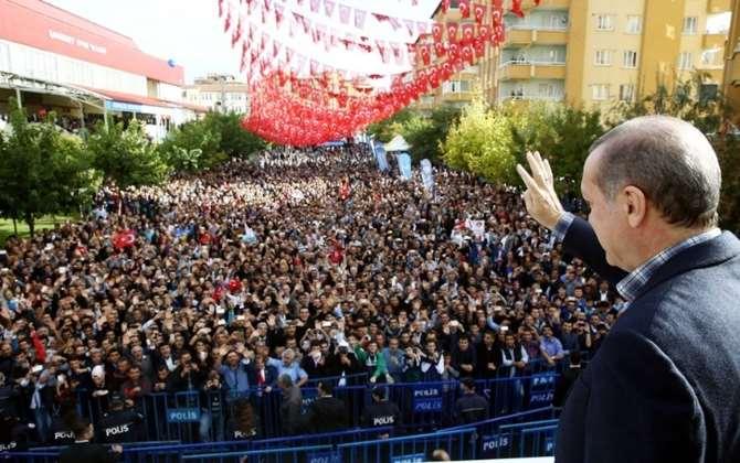 Erdoğan Gençlerle Buluştu