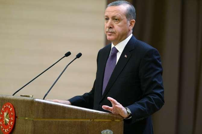 Erdoğan: Onlara Bu Vatanı Dar Ederiz