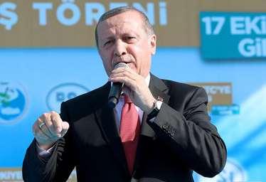 Erdoğan Operasyonlar Sürecek