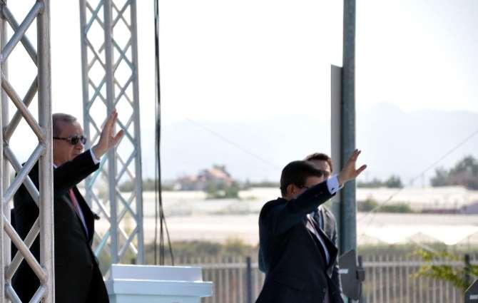 Erdoğan 'asrın Projesi' İçin Antalya'da