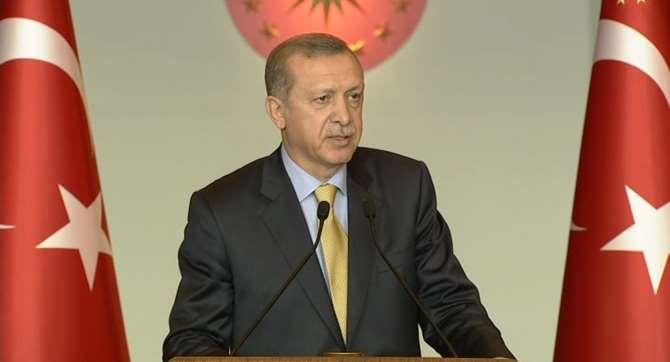 Erdoğan'dan Dünyaya 'israil' Çağrısı