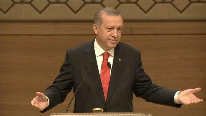 Erdoğan'ın Sarf Ettiği 'mankurt' Ne Anlama Geliyor ?