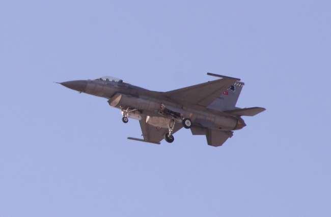 Hakkari'de Üç Ayrı Hava Harekatı