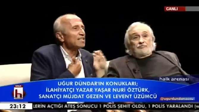 Halk Tv'deki Rezalete Suç Duyurusu