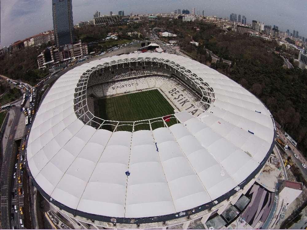 İdo'dan Vodafone Arena İçin Ek Sefer