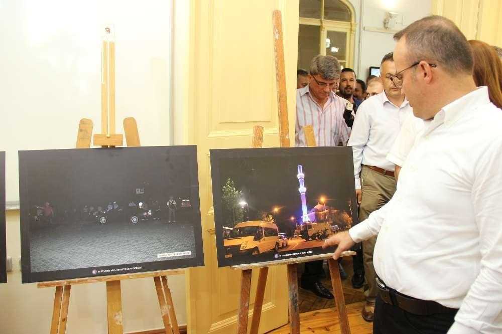 İha Fotoğrafları Milli İrade Sergisinde