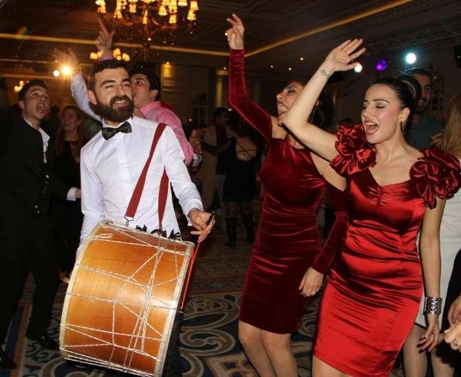 İranlılar Yeni Yıla Van'da Girdi