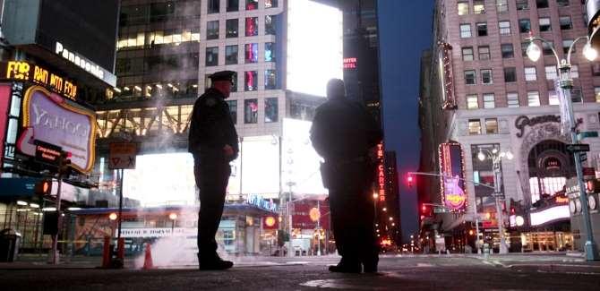 Işid Yeni Hedefini 'times Meydanı' Olarak Duyurdu