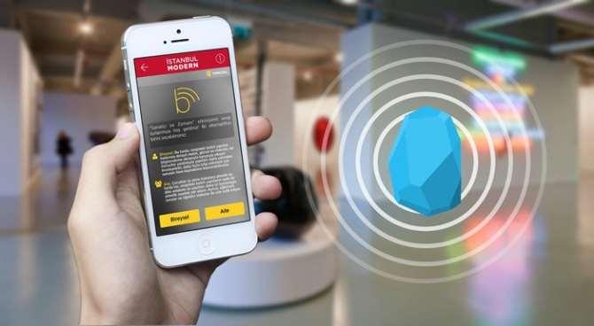 İstanbul Modern'de Yeni Bir Teknolojik Deneyim