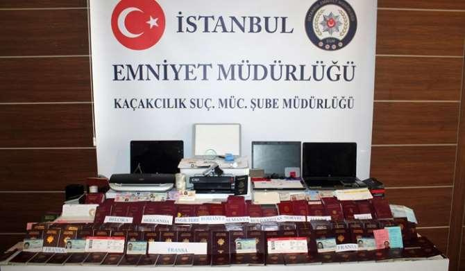 İstanbul'da İnsan Tacirlerine Operasyon: 8 Gözaltı