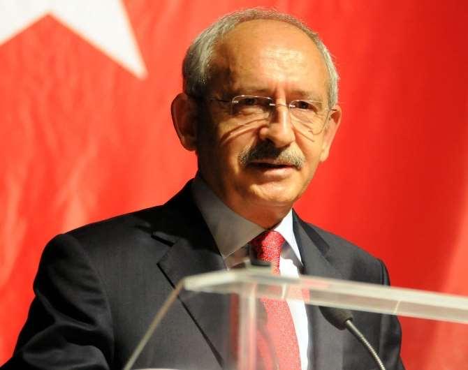 Kılıçdaroğlu'ndan 'ahmet Taner Kışlalı' Mesajı