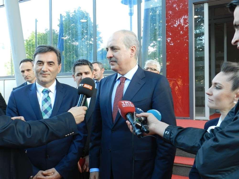Kurtulmuş: Tika'nın Kosova'da 600'e Yakın Projesi Var