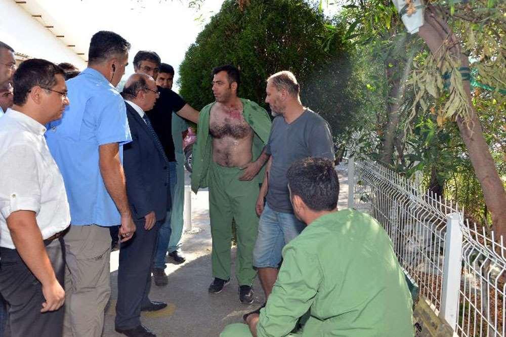 Marmaris'te 2 Şehit, 25 Yakalama Kararı