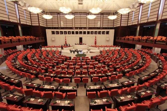 Meclis'te Hazırlıklar Tamam