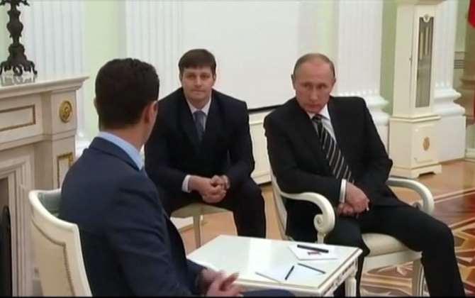 Putin-esad Görüşmesinde Bunlar Konuşuldu