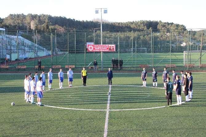 Şehit Mehmet Selim Kiraz Anısına Futbol Turnuvası
