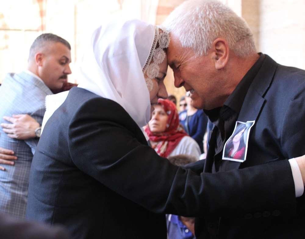 Selimiye Camii'nde En Acı İlk