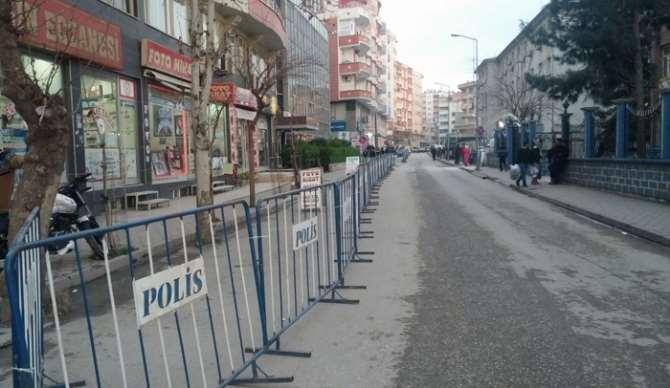Siirt'te Güvenlik Üst Seviyeye Çıkarıldı