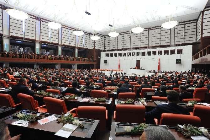 Skandal Tweet'le İlgili Meclis'ten Açıklama