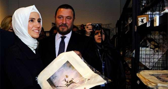 Sümeyye Erdoğan: 'banksy'nin Eserlerini Bir Arada Görmek Beni Çok Etkiledi'