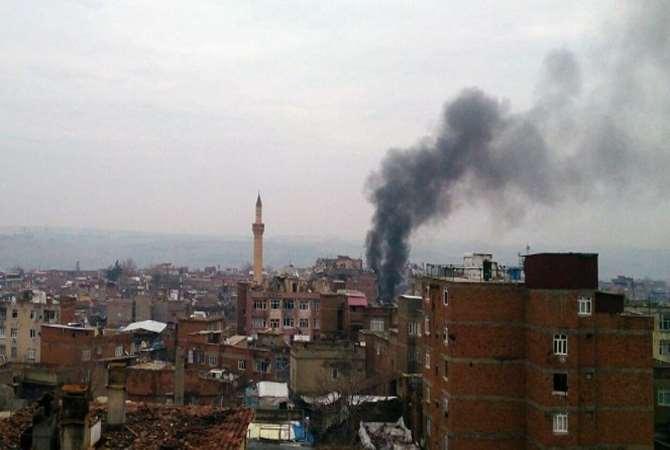 Sur'da 7 Terörist Öldürüldü
