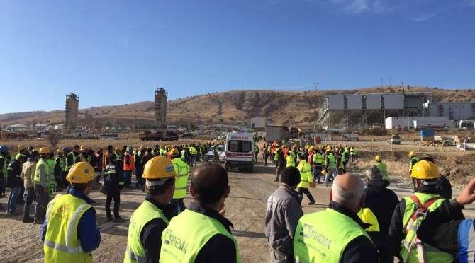 Termik Santralde Zehirlenme: 31 İşçi Gazdan Etkilendi