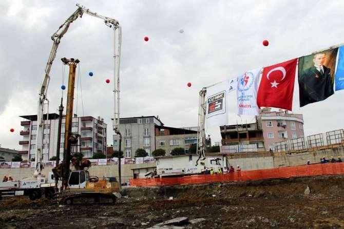 Türkiye'nin En Büyük Gençlik Merkezi Olacak