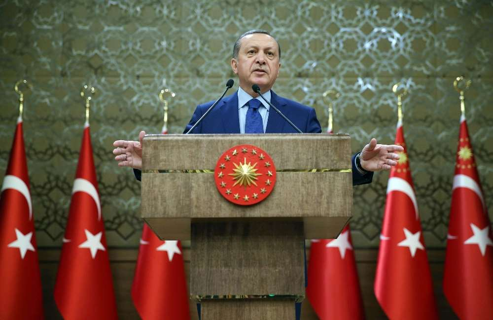 Türkiye'nin Meselesi Sistem Meselesidir