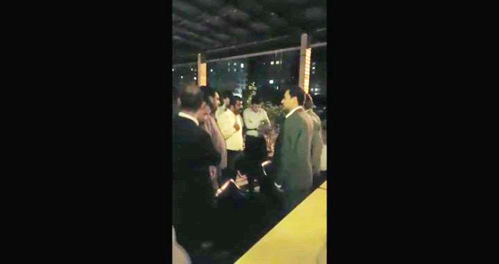 Ülkücüler Akşener Taraftarlarının Otelini Bastı