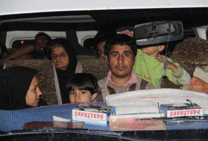 Vadide Mahsur Kalan 75 Kişinin İmdadına Mehmetçik Yetişti