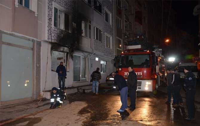 Yangında Can Pazarı: 17 Kişi Dumandan Etkinlendi