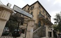 Atatürk'ün Halep'te kaldığı otel'de...