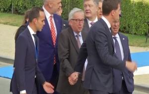 Avrupa Komisyonu Başkanı Junker, Siyatik Atak Geçirdi