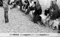 Başkale'de Göçmen Operasyonu