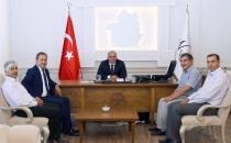 Başkan Zorluoğlu'na 'hayırlı olsun' ziyaretleri sürüyor
