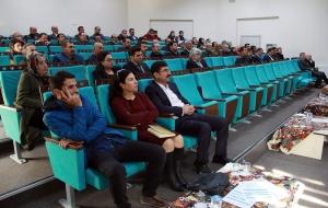 Belediye personellerine Kamu Yönetimi ve Danışmanlık eğitimi