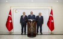 Bitlis ve Muş Valisinden Van Valisine Ziyaret