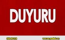 DUYURU
