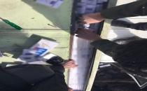 Edremit'te Kaçak Sigara Taşıyan Şahıs Yakalandı
