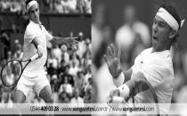 Federer'in rakibi Nadal