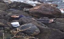 Kayalıklarda Ölü Bulundu