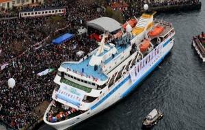 'Mavi Marmara' taşımacılıkta kullanılacak