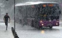 Meteoroloji Uyardı:Marmara da ve doğu Anadolunun Bazı Kesimlerinde yağışlı hava bekleniyor