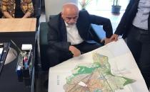 Mustafa Avcı, İlçe Ziyaretlerine Devam Ediyor
