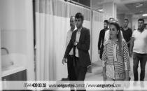 Seyyar Satıcıların Saldırısında 9 Zabıta Yaralandı