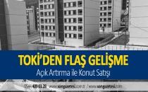 TOKİ'DEN FLAŞ GELİŞME - van gazetesi - vanhaberleri